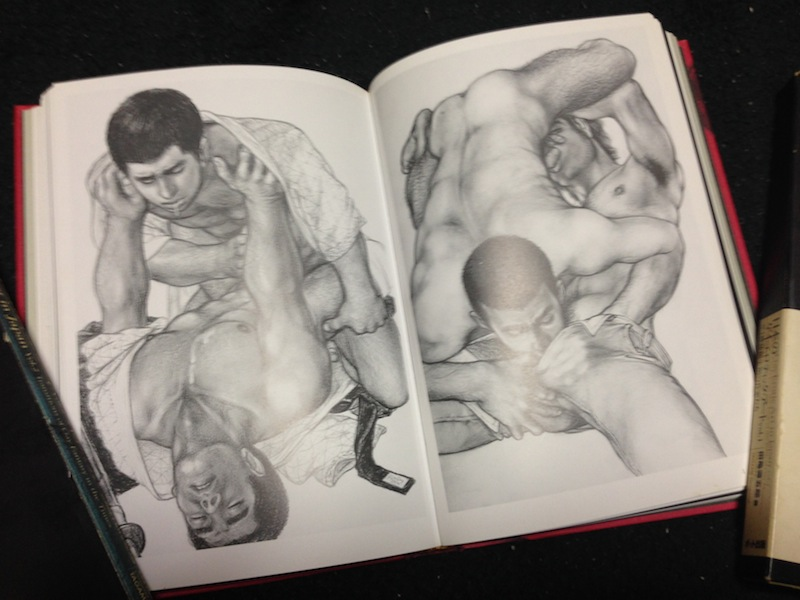 Gay Erotic Art In Japan 7
