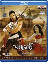 Blu-ray_Badrinath